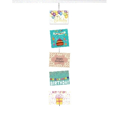 STAS magnet set birthday cards