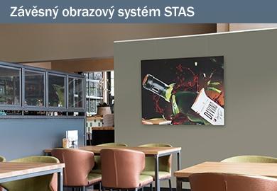 závěsný systém STAS