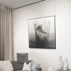 Hanging pictures: ideas